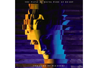 The Pains Of Being Pure At Heart - The Echo Of Pleasure (Black Vinyl) - (Vinyl)