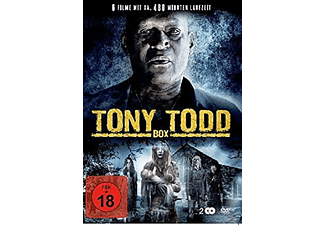 TONY TODD BOX - (DVD)