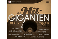 VARIOUS - Die Hit Giganten Best Of Funk & Soul [CD]