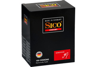 SICO Sensitive 100er Kondom