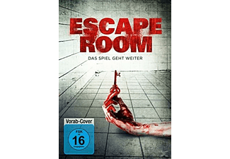 ESCAPE ROOM - (DVD)