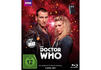 Doctor Who - Staffel 1 - (Blu-ray)