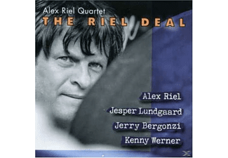 Alex Riel Quartet - The Riel Deal - (CD)