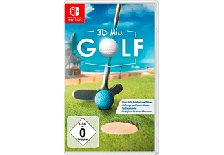3D Mini Golf [Nintendo Switch]
