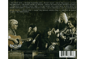 REO Speedwagon - Not So Silent Night: Christmas with REO Speedwagon [CD]