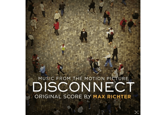 Max Richter - Disconnect - (CD)