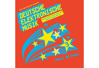 VARIOUS - Deutsche Elektronische Musik 3 (1971-1981) [LP + Download]
