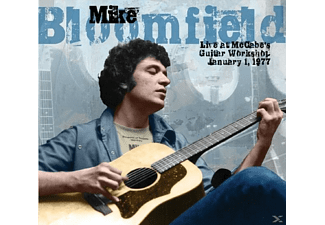 Michael Bloomfield - Live At McCabe's - (CD)