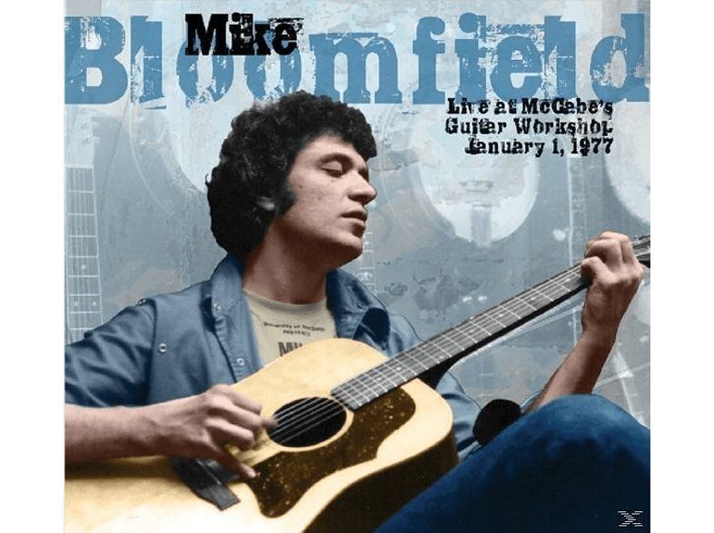 Michael Bloomfield - Live At McCabe's [CD]