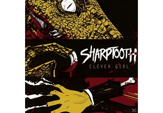Sharptooth - Clever Girl - (CD)