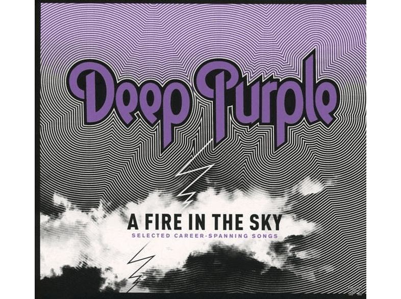Deep Purple - A Fire in the Sky [CD]