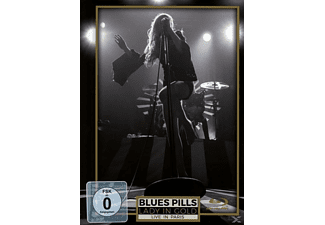 Blues Pills - Lady In Gold-Live In Paris - (CD + Blu-ray Disc)