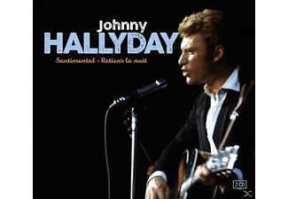 Johnny Hallyday - Johnny Hallyday-La Voix Des Geants - (CD)