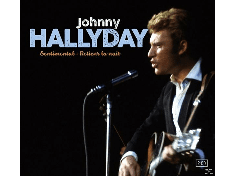 Johnny Hallyday - Johnny Hallyday-La Voix Des Geants [CD]