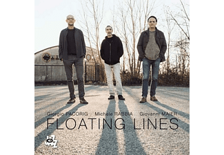 Giorgio Pacorig, Michele Rabbia, Giovanni Maier - Floating Lines - (CD)
