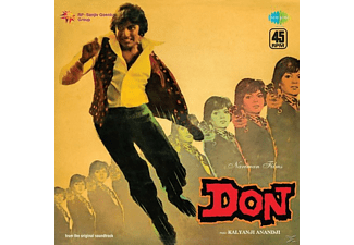 VARIOUS - Don (Original Film Soundtrack) - (Vinyl)