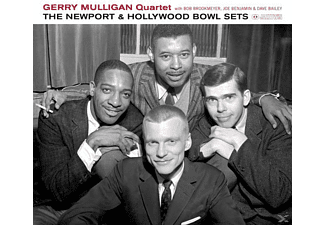 Gerry Mulligan - The Newport & Hollywood Bowl Sets - (Vinyl)