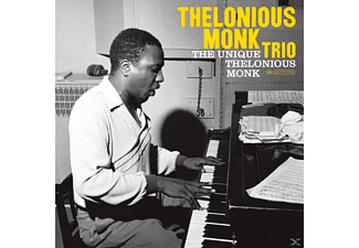 Thelonious Monk - The Unique Thelonious Monk - (Vinyl)