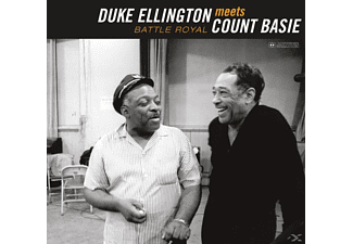Duke Ellington - Battle Royal: Duke Ellington Meets Count Basie - (Vinyl)