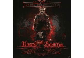 Kim Jens Witzenleiter - Blood Red Sandman - (CD)