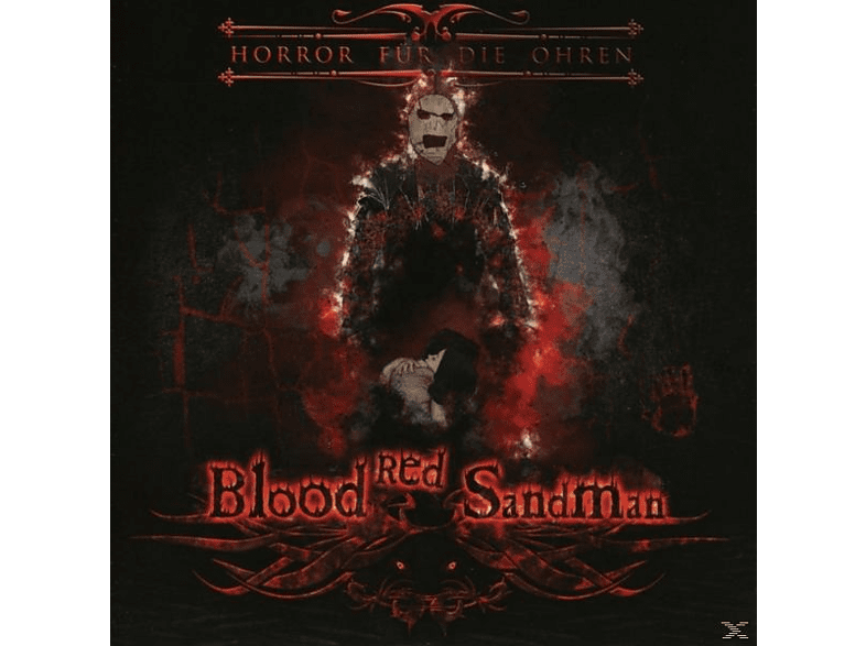 Kim Jens Witzenleiter - Blood Red Sandman [CD]