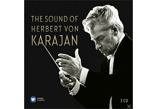 Alexis Weissenberg, Berliner Philharmoniker, Orchestre De Paris - The Sound of Herbert von Karajan - (CD)
