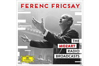 RIAS Symphony Orchestra - The Mozart Radio Broadcasts [CD]