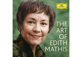 Edith Mathis, Karl Richter, Münchener Bach-Orchester, Thibaud Pierre - The Art Of Edith Mathis - (CD)