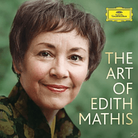 Edith Mathis, Karl Richter, Münchener Bach-Orchester, Thibaud Pierre - The Art Of Edith Mathis [CD]
