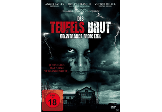 Des Teufels Brut - Deliverance from Evil - (DVD)