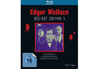 Edgar Wallace - Edition 3 - (Blu-ray)