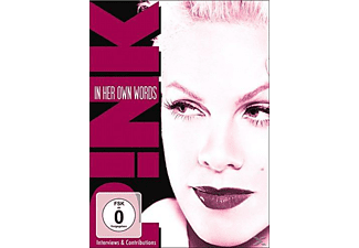 Pink - In Her Own Words - (DVD)