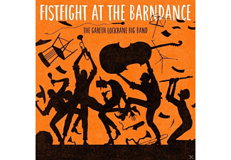 Gareth -big Ban Lockrane - Fist Fight At The Barn Dance - (CD)