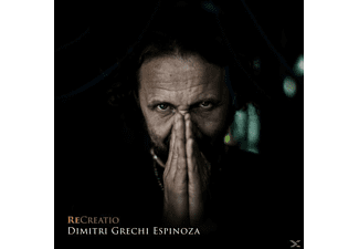 Dimitri Grechi Espinoza - Recreatio - (CD)