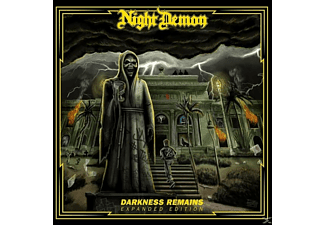 Night Demon - Darkness Remains-Expanded Edition - (CD)