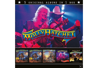 Molly Hatchet - 5 in 1 Box - (CD)