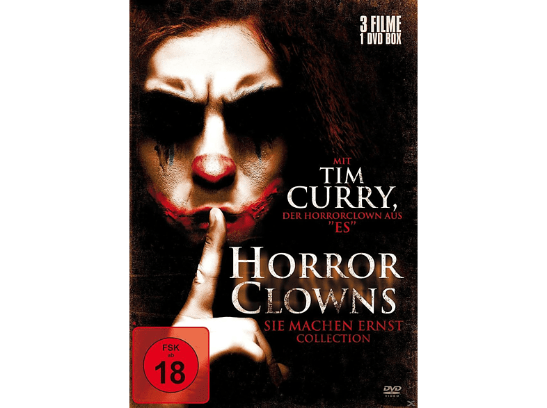 Horrorclowns - Sie machen ernst Collection [DVD]