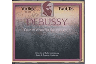 Froment, Orchestre De Radio Luxembourg, Froment/Orchestre De Radio Luxembourg - Debussy Werke Für Orchester Kpl. [CD]