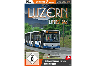 OMSI 2 Add-On Luzern - Linie 24 - PC