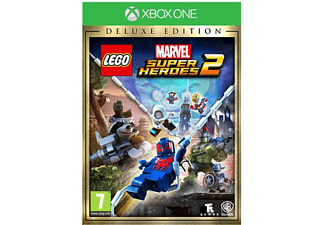 Lego Marvel Super Heroes 2: Deluxe Edition Xbox One
