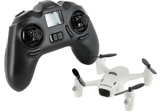 HUBSAN H107C + X4 Quad HD Camera