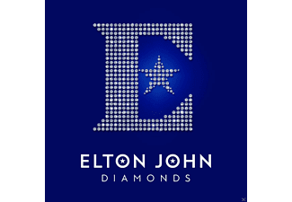 Elton John - Diamonds (2LP) - (Vinyl)