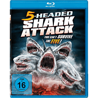 5-Headed Shark Attack [Blu-ray]