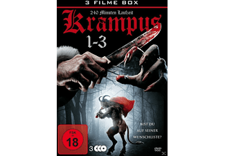 Krampus 1-3 - (DVD)
