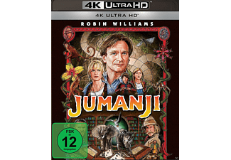Jumanji - Collector's Edition - (4K Ultra HD Blu-ray)