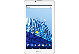 ARCHOS ACCESS 70 3G, 3G Tablet, Dual-SIM mit 7 Zoll, 1 GB RAM, Android 7.0 Nougat, Weiß