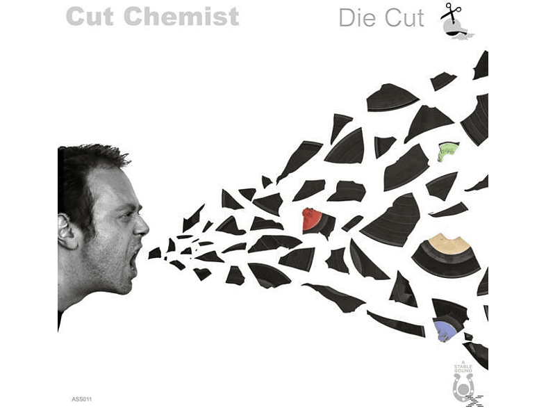 Cut Chemist - Die Cut [CD]