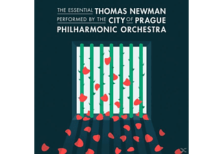 The City Of Prague Philharmonic Orchestra - The Essential Thomas Newman - (CD)