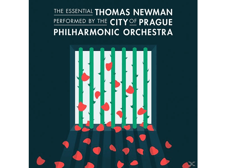The City Of Prague Philharmonic Orchestra - The Essential Thomas Newman [CD]