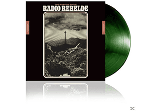 "The Baboon Show - Radio Rebelde (Special Lp+7"" Edition / Olive Green) - (LP + Download)"